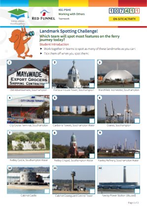 Click to view Resource 107411 Landmark Spotting Challenge!