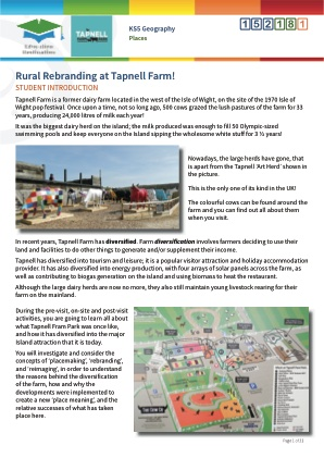 Click to view Resource 152181 Rural Rebranding at Tapnell Farm