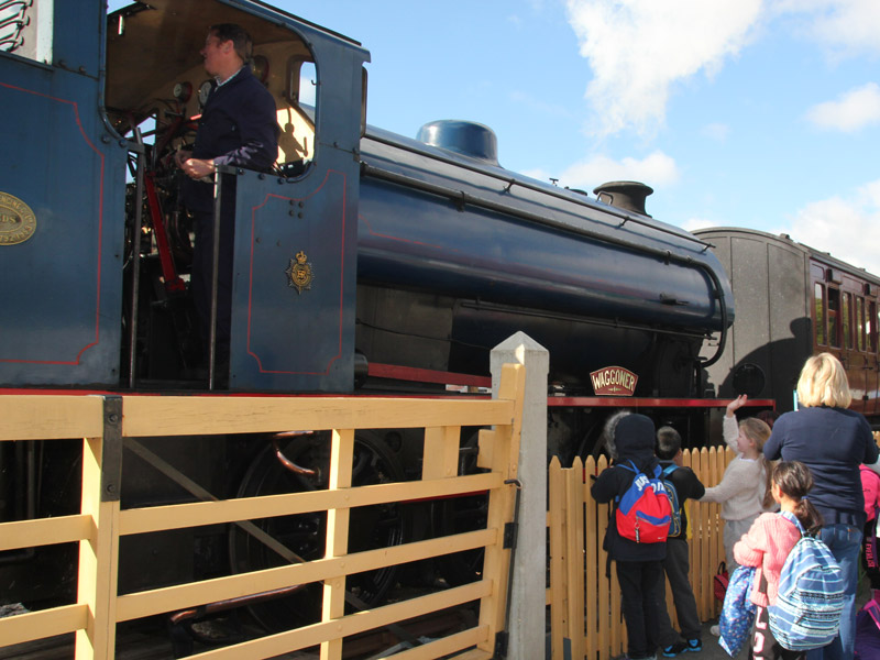 Isle of Wight Steam Railway gallery image