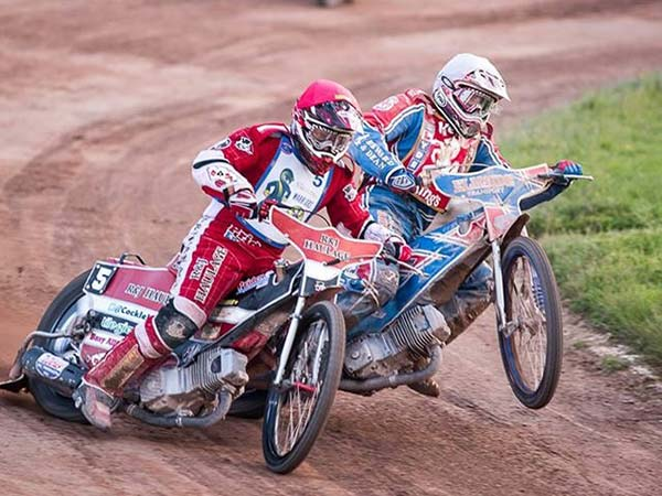 Speedway with Wight Warriors gallery image