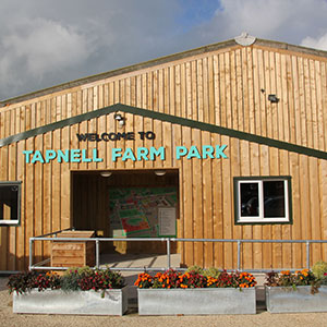 Education Destination students at Tapnell Farm