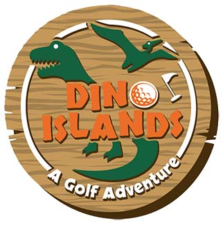 Click for Dino Islands Crazy Golf