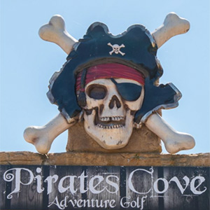 Click for Pirates Cove Crazy Golf