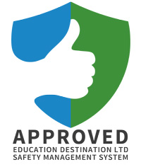 Isle of Wight Donkey Sanctuary is APPROVED under the Education Destination Safety Management System