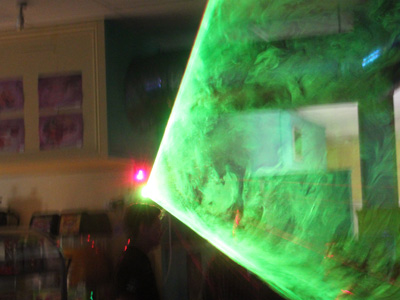 Picture of Laser Storm at JR Zone - Isle of Wight school and group activities