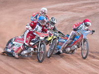 Speedway with Wight Warriors