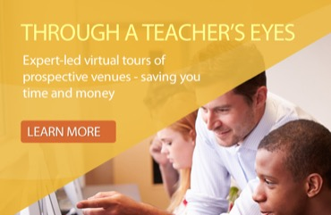 See new venues Through a Teachers Eyes