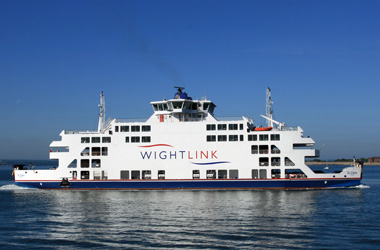 Wightlink Portsmouth - Fishbourne