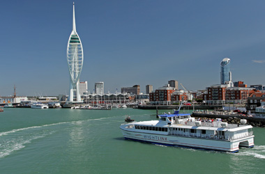 Wightlink Portsmouth - Ryde