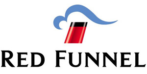 Red Funnel Ferries logo