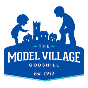 The Model Village, Godshill Logo