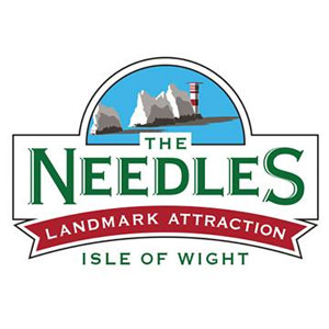 The Needles: Landmark Attraction Logo