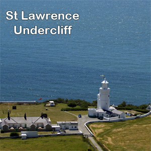 St Lawrence Undercliff Logo
