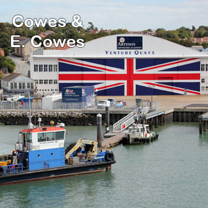 Cowes/East Cowes (Town) Logo