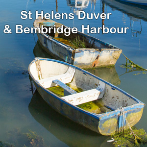 St Helens & Bembridge Logo