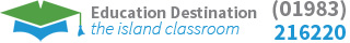 Education Destination mobile logo