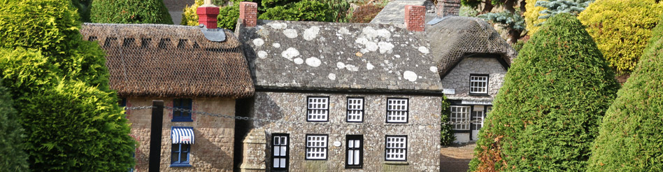 Picture of The Model Village, Godshill