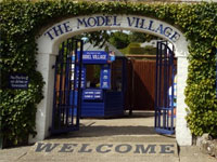 External picture of The Model Village, Godshill