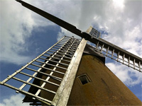 External picture of Bembridge Windmill