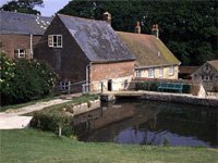 External picture of Calbourne Water Mill